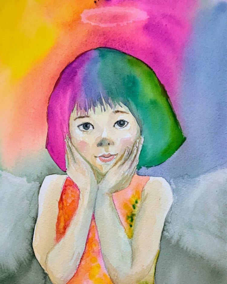 あの頃の天使ちゃん Arito Art