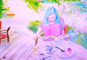 珈琲の午後