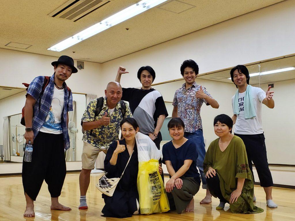 裏方と俳優とkan promotion