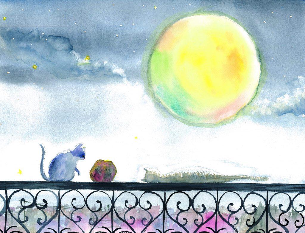 「小さな星の物語」の1枚目
