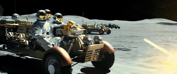 静かなる火星「アド・アストラ」
