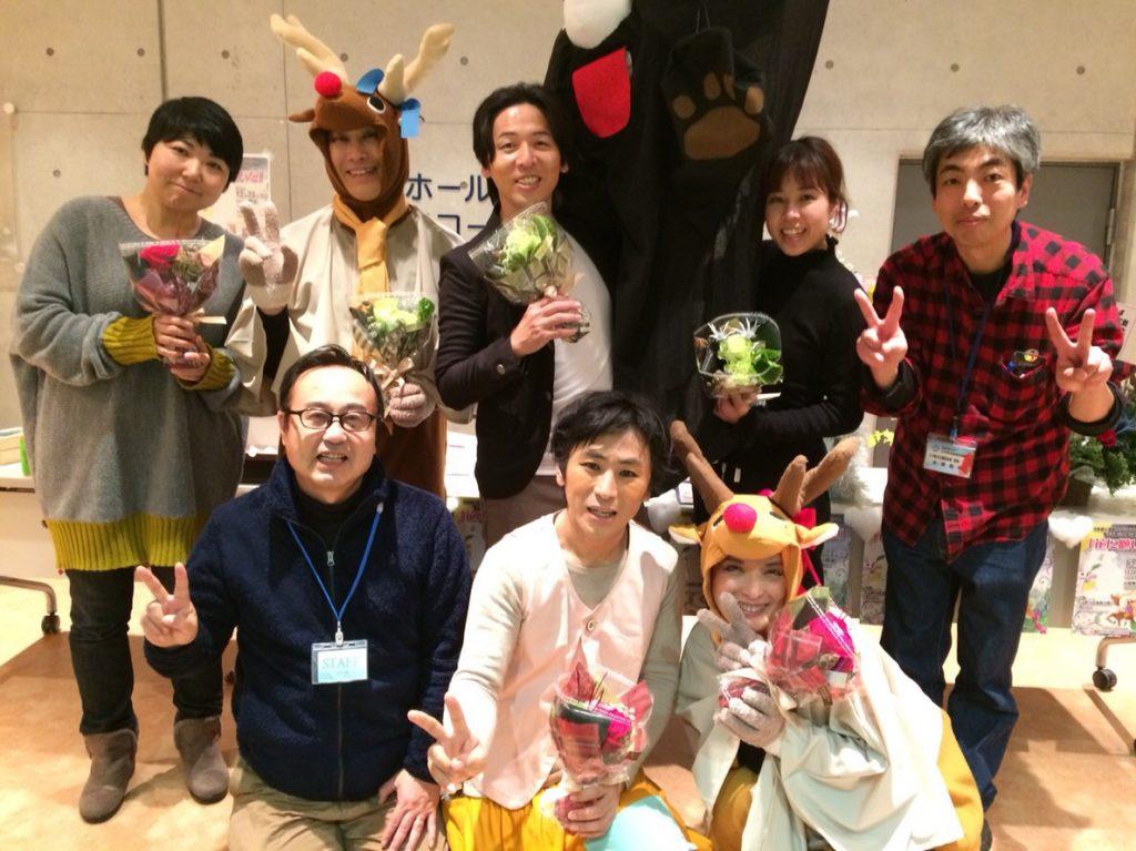 花咲かプロジェクト @大子町文化福祉会館「まいん」