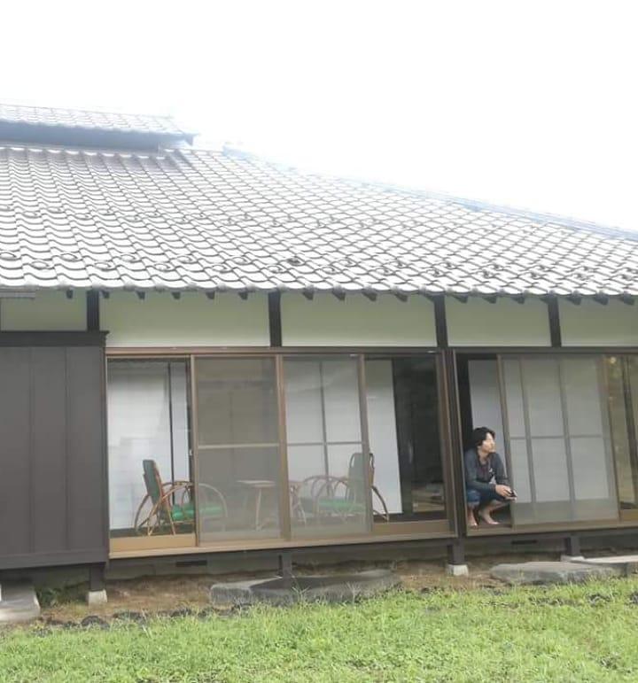 佐久市の古民家