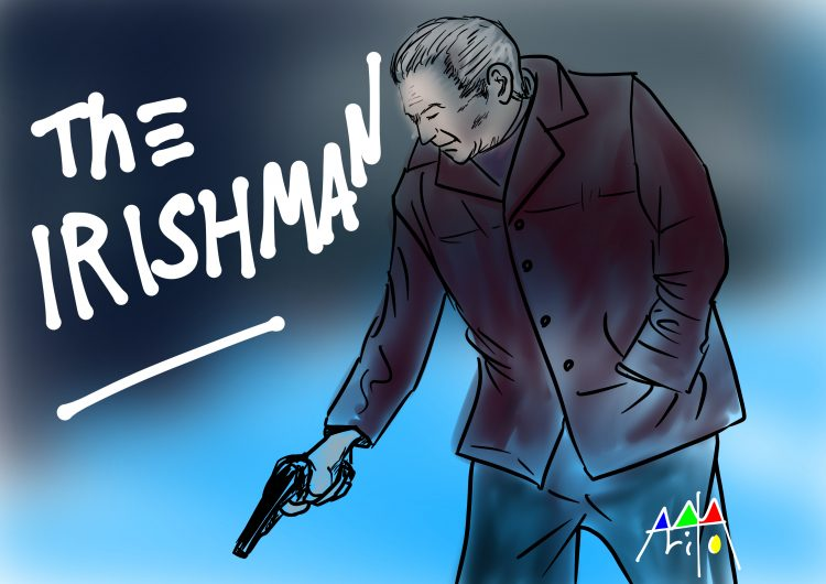 アイリッシュマン The IRISHMAN AritoArt