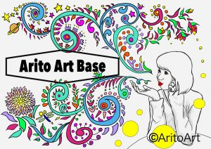 Arito Art Base topページ