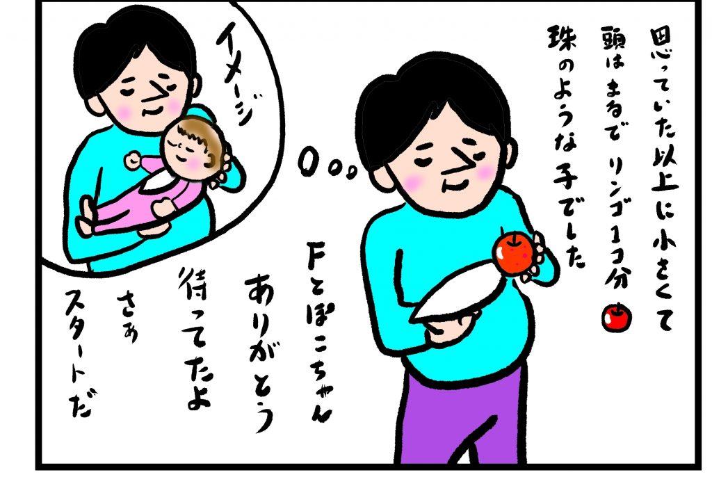 ぽこちゃんダイアリー#8より抜粋 ©Arito Art