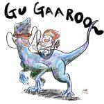 ぽこちゃんと恐竜