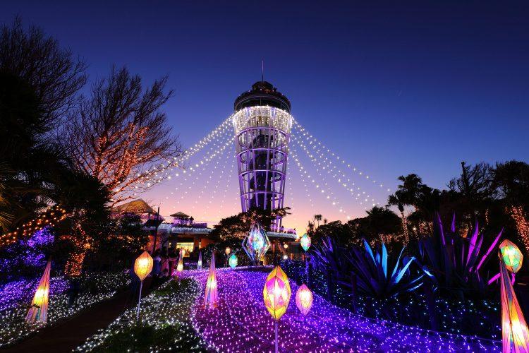 湘南の宝石~江ノ島を彩る光と色の祭典~