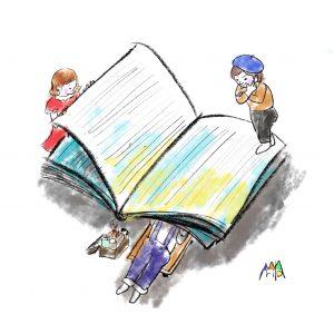「本をつくる」という仕事、を読むと見えるエンドロール