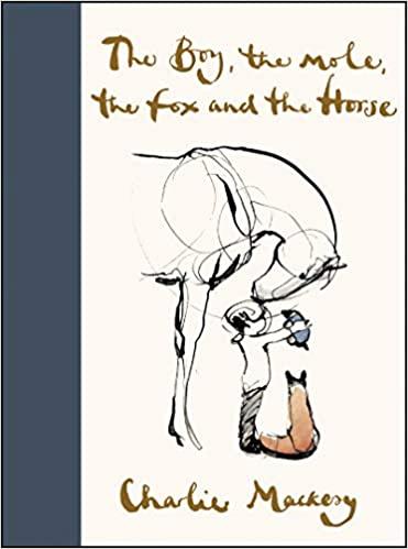 ぼく モグラ キツネ 馬 英米版表紙 The Boy, the Mole, the Fox and the Horse